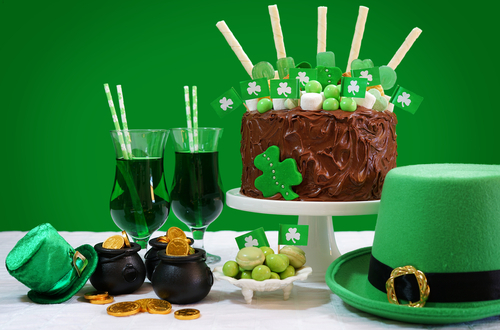 The best food for St Patrick's Day - to be sure, to be sure!